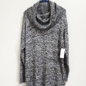 A.N.A women sweater turtle neck dress size XXL.